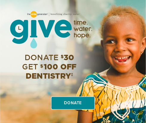 Donate $30, Get $100 Off Dentistry - Eagan Smiles Dentistry
