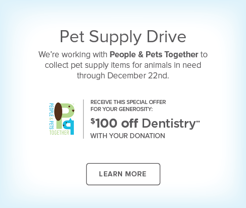 Eagan Smiles Dentistry - People and Pets Together